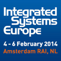 Tecom at Integrated Systems Europe, RAI Amsterdam, The Netherlands - Booth 2-E60