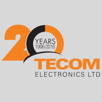 Tecom Electronics celebrates its' 20th anniversary!